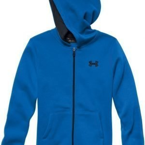 Under Armour Huppari Storm full zip hoody Black Grey
