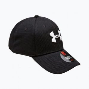 Under Armour Men's Ua Blitzing Ii Stretch Fit Cap Lippis