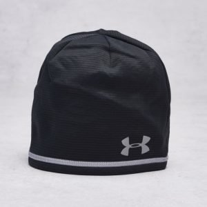 Under Armour Men's UA T400 Run Beanie 001 Black