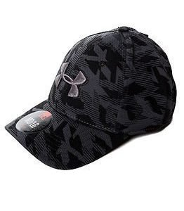 Under Armour Print Blitzing Cap Black