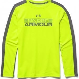 Under Armour Pusero Infrared Black Yellow