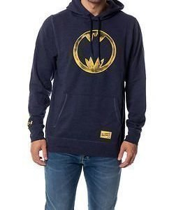 Under Armour Retro Batman Triblend Hoody Midnight Navy