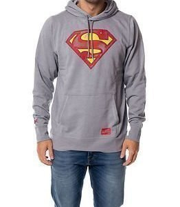 Under Armour Retro Superman Triblend Hoody Steel