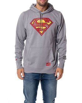 Under Armour Retro Superman Triblend Hoody Steel