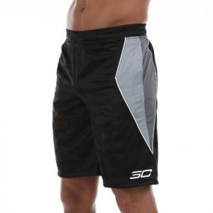 Under Armour Sc30 Warrior Spear Short Treenishortsit Musta