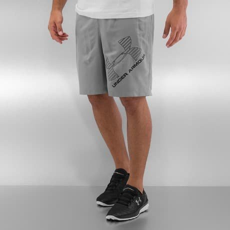 Under Armour Shortsit Harmaa