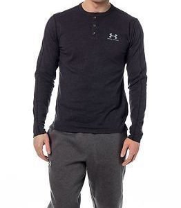 Under Armour Sportwear Henley Black