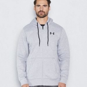 Under Armour Storm Rival Cotton Full Zip 025 True Grey