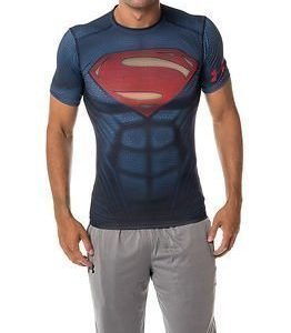 Under Armour Superman Suit Midnight Navy