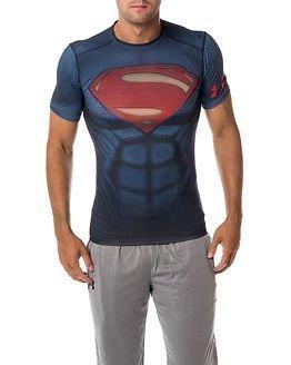 Under Armour Superman Suit Midnight Navy