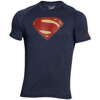 Under Armour Superman Tech SS T 1273661-410 lyhythihainen t-paita