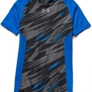 Under Armour T-paita Armour Up Printed Blue Jet