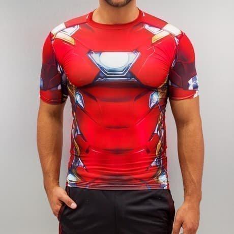 Under Armour T-paita Punainen