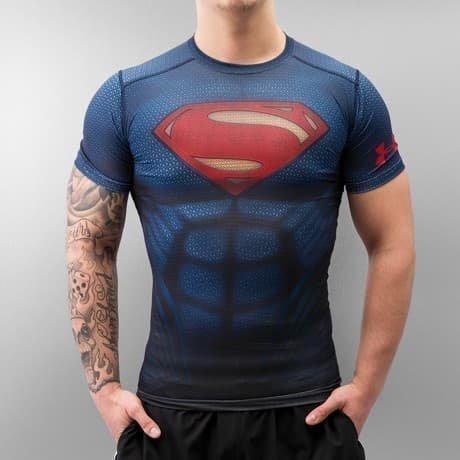 Under Armour T-paita Sininen