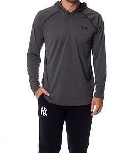 Under Armour Tech Popover Henley Carbon Heather