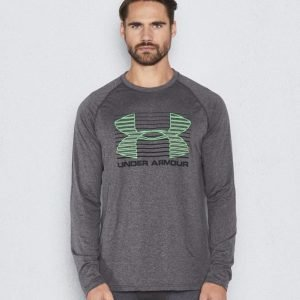 Under Armour Tech Rise Up Sportstyle LS 090 Carbon