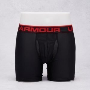 "Under Armour The Original 6"" Boxerjock 001 Black"