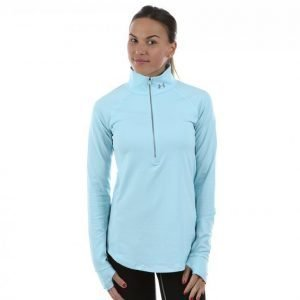 Under Armour Threadborne Run True 1/2 Zip Treenipaita Sininen