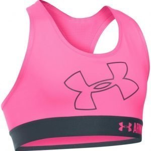 Under Armour Treenitoppi Logo Pink Punk