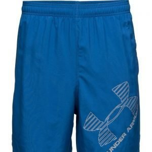 Under Armour Ua 8 Woven Graphic Short treenishortsit