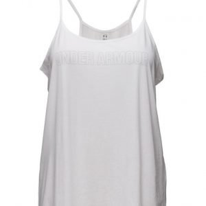 Under Armour Wordmark Strappy Tank urheilutoppi