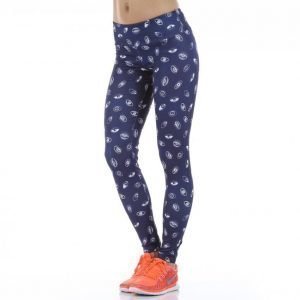 Under The Same Sun Mid Waist Legging Treenitrikoot Sininen