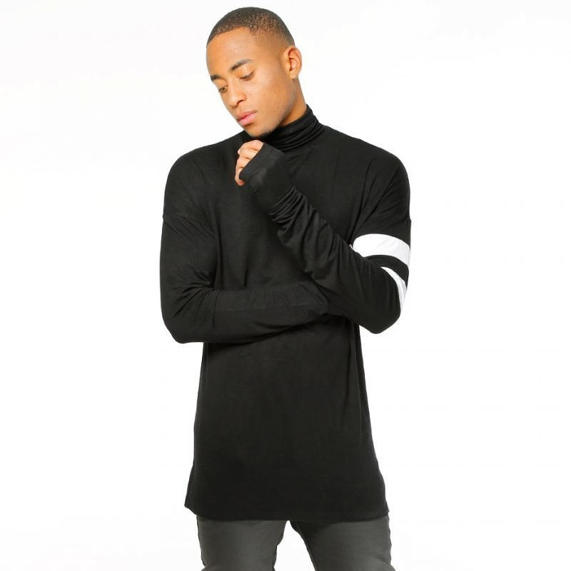 Underated Roll Neck -longsleeve