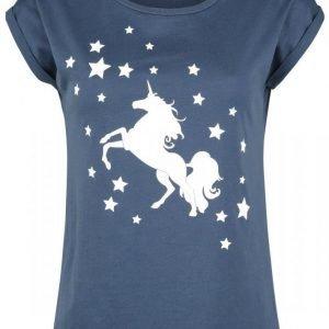 Unicorn Star Naisten T-paita