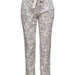 United Colors of Benetton Floral Chino Pants suorat housut