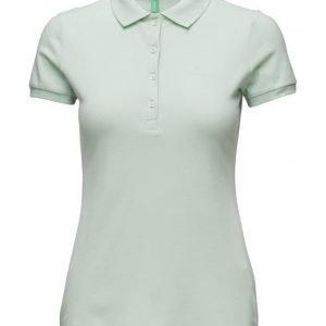 United Colors of Benetton H/S Polo Shirt pikeepaita