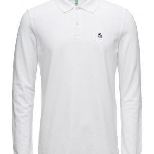 United Colors of Benetton L/S Polo Shirt pitkähihainen pikeepaita