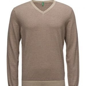 United Colors of Benetton V Neck Sweater L/S v-aukkoinen neule