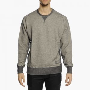 Universal Works Raglan Sweat Marl Loopback