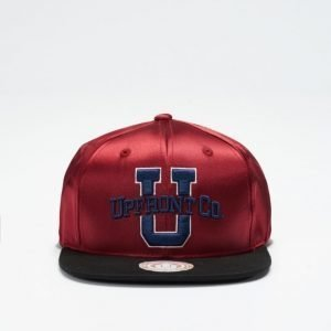 Upfront All Star Snap Navy/Bordeaux 7899