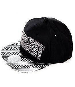 Upfront BATTLE Upfront Cap Black