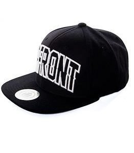 Upfront BATTLE Upfront Cap Black/White