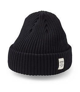 Upfront BRIDGE Beanie Black