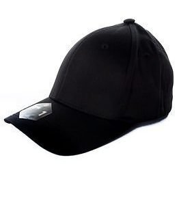 Upfront CROWN 1 EX-Band Cap Black