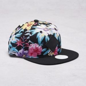 Upfront Flower Snap Back 0199