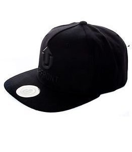 Upfront HIGH DIAMOND UpFront Snapback Black