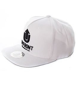 Upfront HIGH DIAMOND UpFront Snapback White