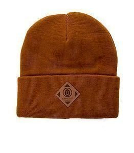 Upfront OFFICIAL Upfront Fold Beanie Rust