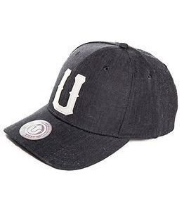Upfront UNITED 2 Baseball Snapback Dark Grey