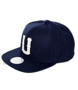Upfront UNITED 2 Baseball Snapback Dark Navy