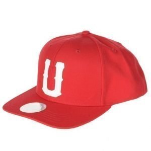 Upfront United 2 Snap Back 0040 Red