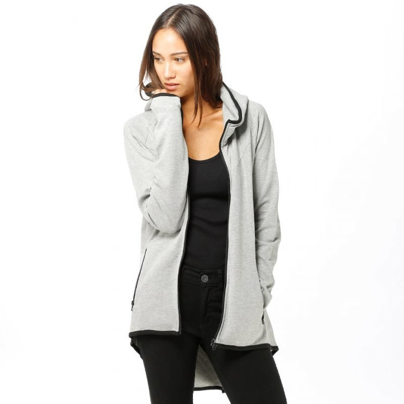 Urban Classics AthleticInterlock -zip huppari