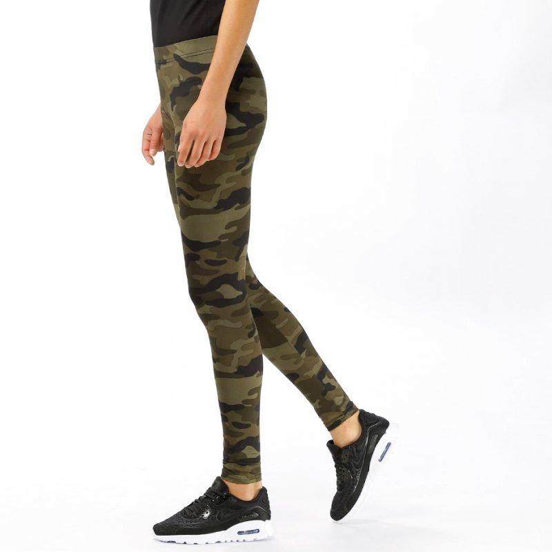Urban Classics Camo -leggingsit