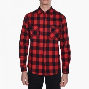 Urban Classics Checked Flanell Shirt