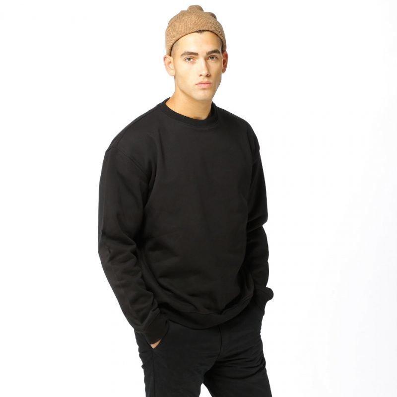 Urban Classics Crewneck Sweatshirt -college