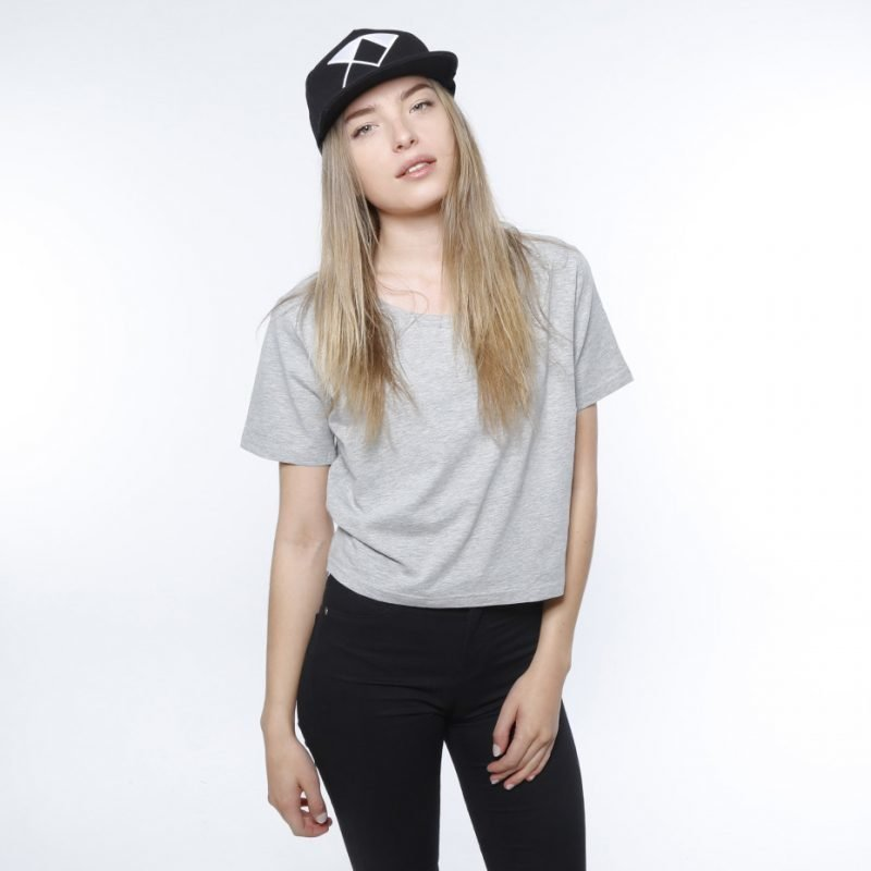 Urban Classics Cropped -t-paita